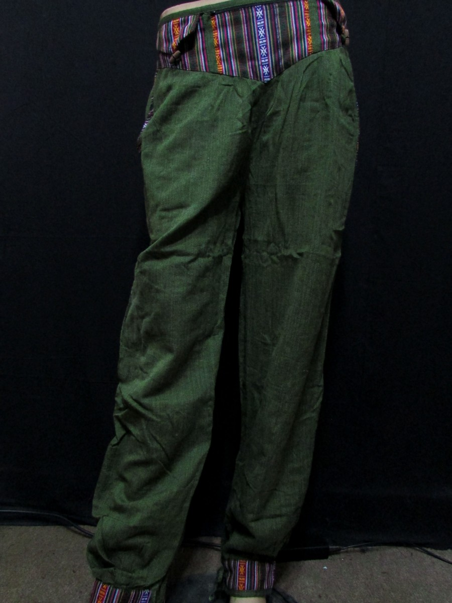 COTTON Ladies XL PANT TROUSERS - Tr426