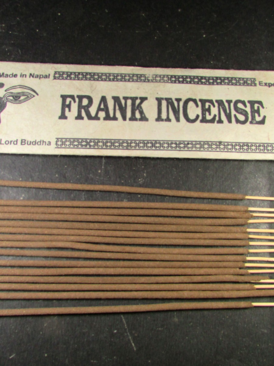 Natural Aroma Frank Incense Sticks Nepal - IN45