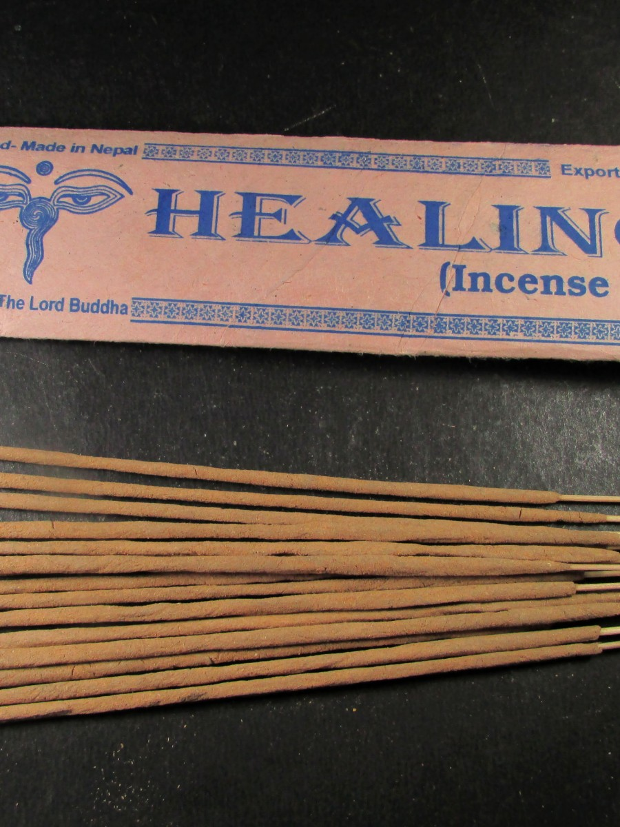 Natural Healing Aroma Incense Stick Nepal - IN39