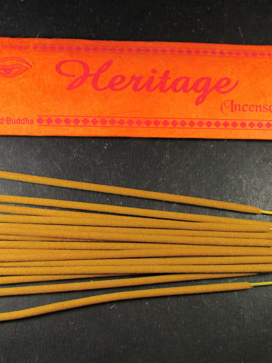 Natural Heritage Aroma Incense Stick Nepal - IN38