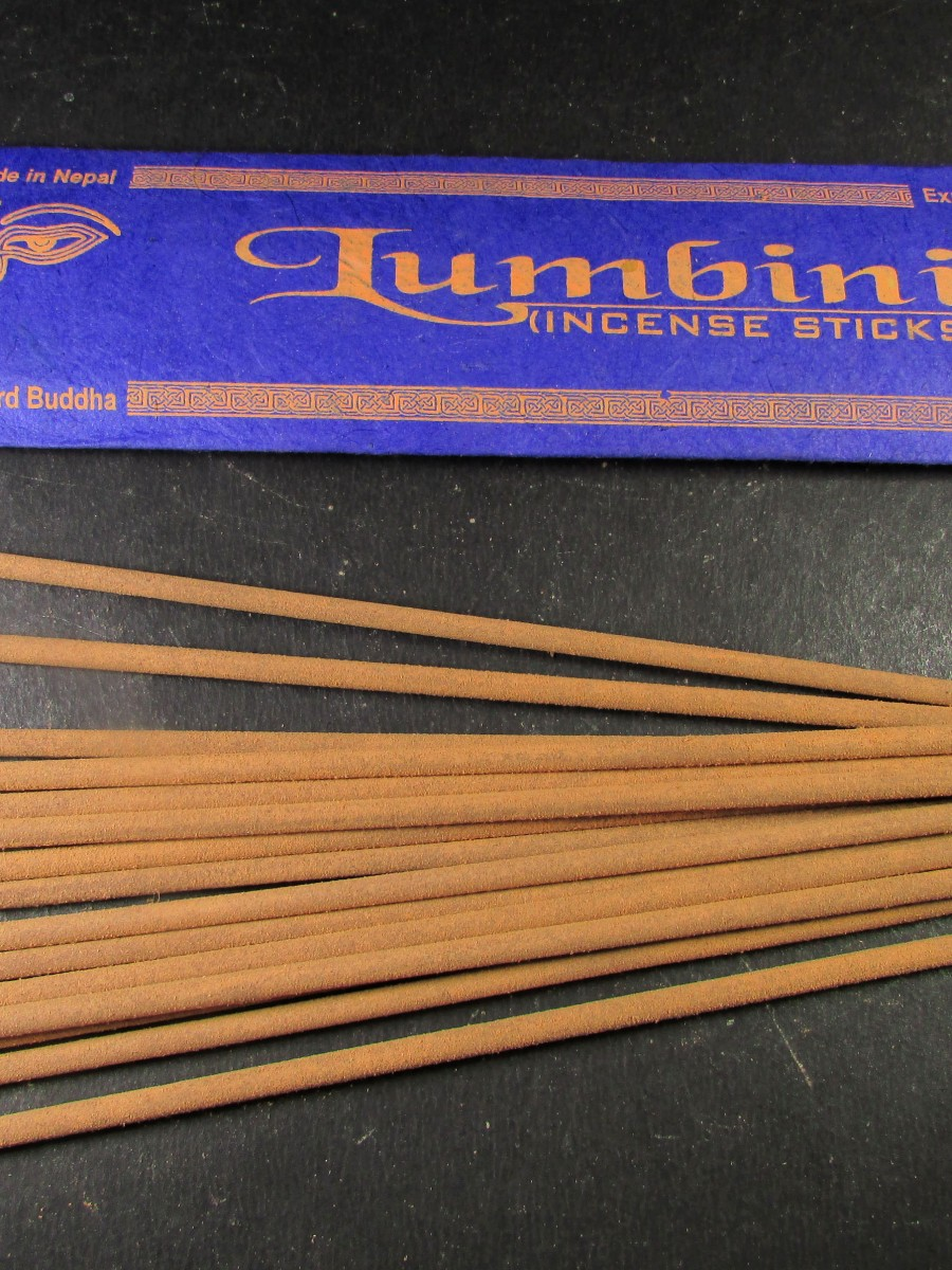 Natural Lumbini Aroma Incense Stick Nepal - IN41