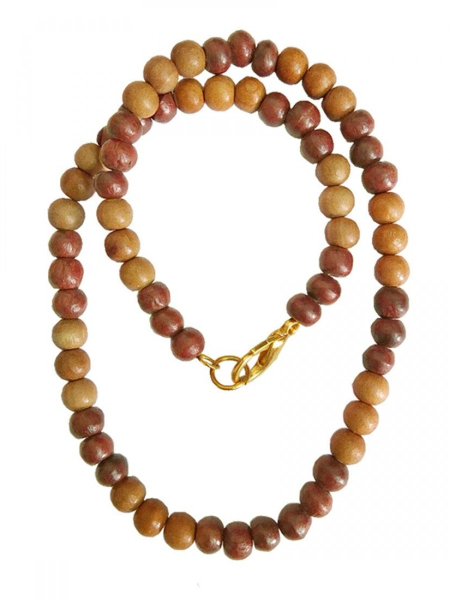 Rosewood Mala 108 Beads for Meditation India  - - Mala13